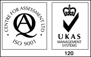 ISO 9001 Management Systems B&W