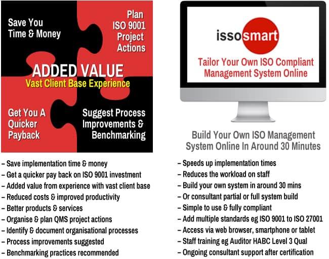 ISO 20121 consultants