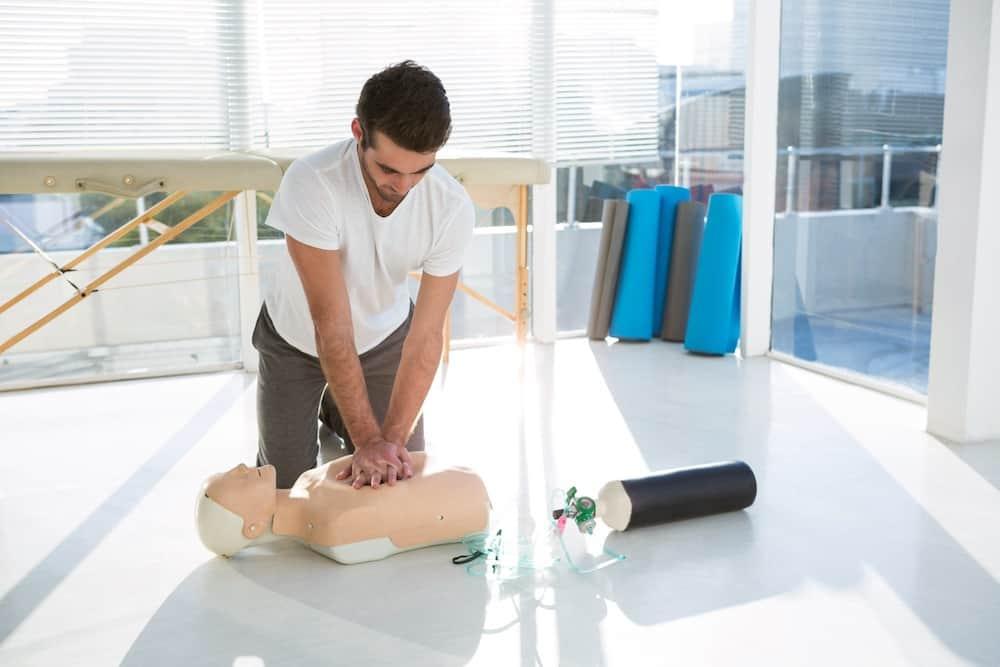 Level 3 Emergency First Aid Training