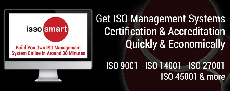 ISO 9001 Consultant London