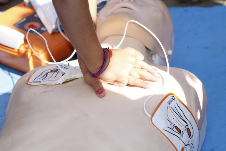 CPR and Defibrillator Online Course